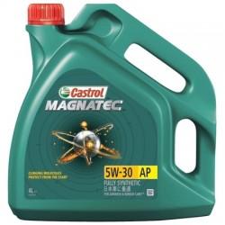 Масло Castrol Magnatec 5W30 AP SN (4л) синт. (для япон. и корейск. авто)
